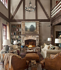 http://www.countryliving.com/home-design/house-tours/g1381/rustic-lake-house-decorating-ideas/
