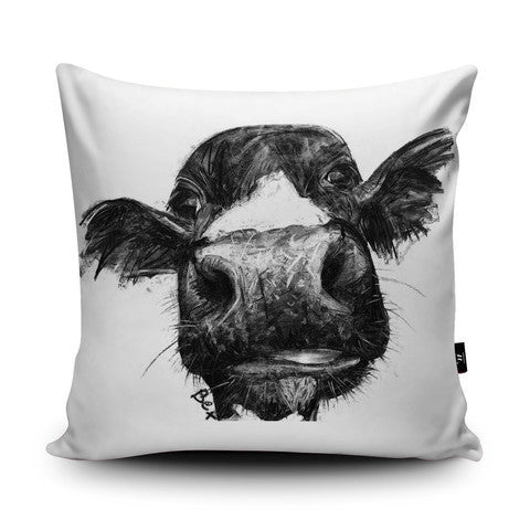 Country Home Cow Cushion...Handmade - Country Living Home Accessories,  Cushions - Home Accessories, Field & Pheasant  Field & Pheasant