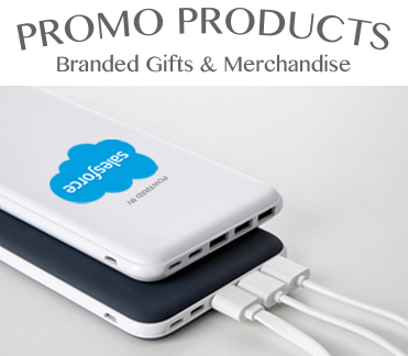 Salesforce Promotional Merchandise and Gifts