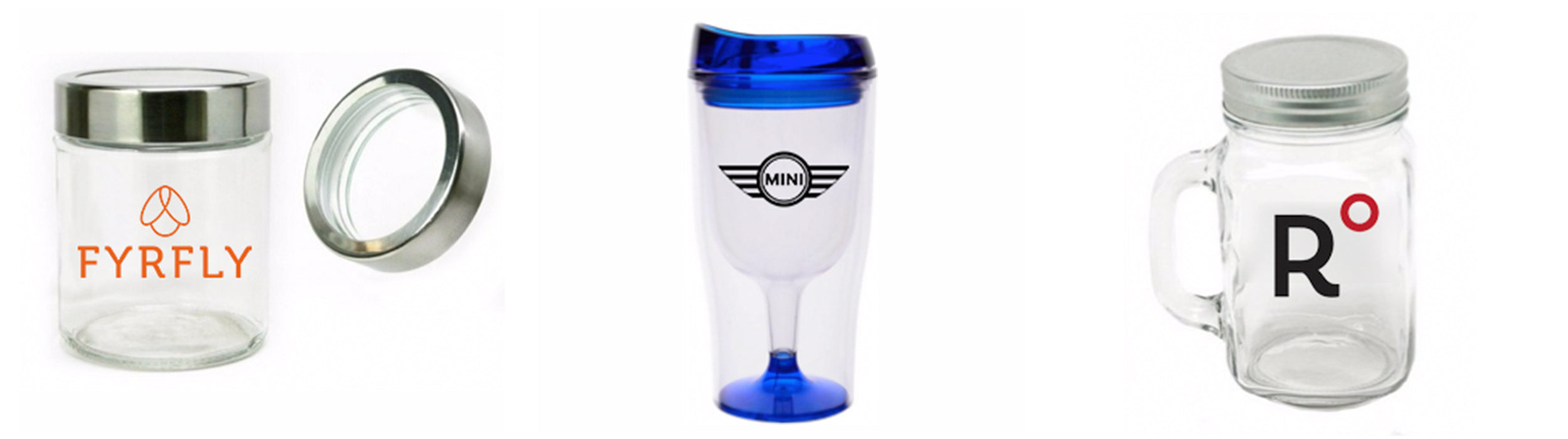 Contain Your Excitement | Branded Cups and Containers