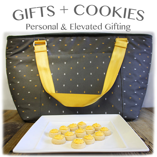 Personal Elevated Gifts and Cookies