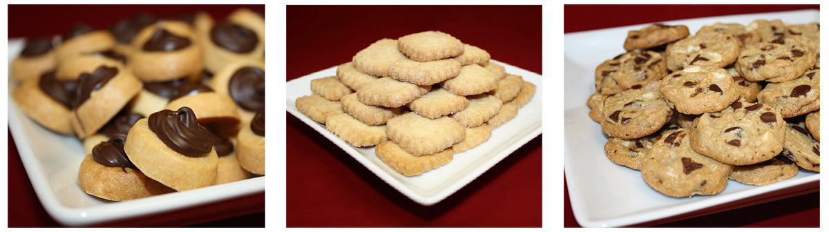 Cookie Catering | Dessert Bars and Plated Cookies for Corporate Events and Celebrations