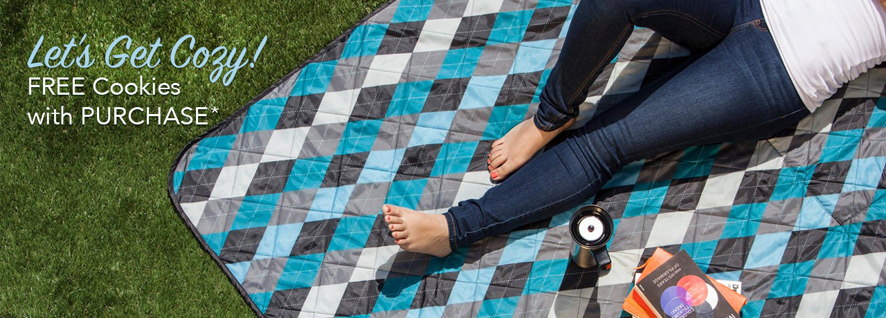 Great Gifts | Outdoor Blankets, Totes, Wine Carriers and more!