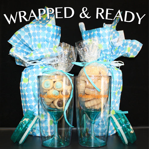 Wrapped & Ready Corporate Gifts and Premium Cookie Favors