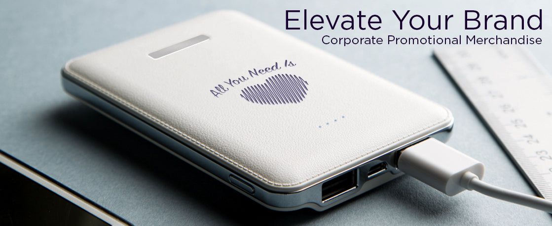 Elevate Your Brand _ Corporate Promotional Merchandise