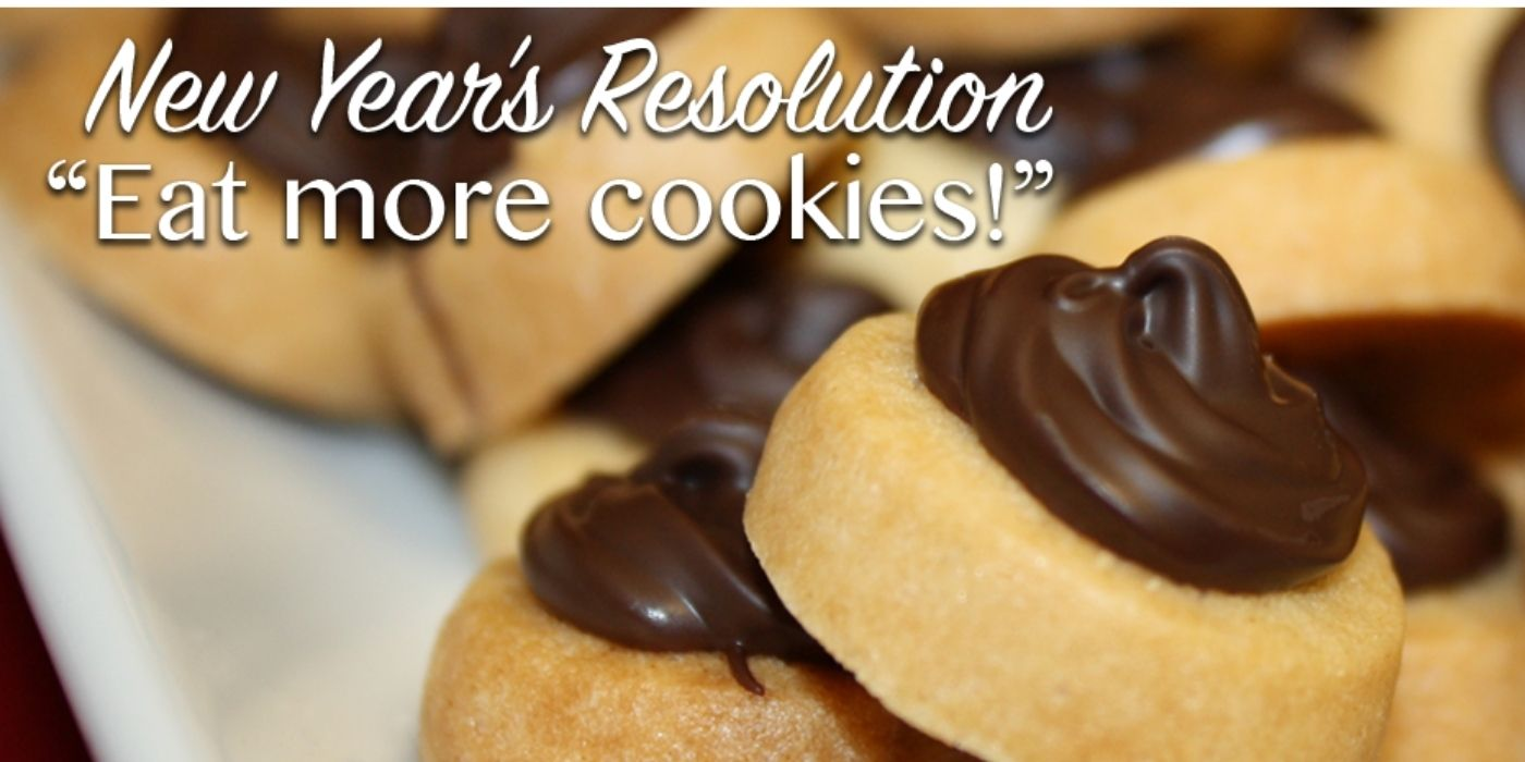 ring in the new year cookie gifts