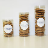 Personalize Cookie Gift tubes for your next Ruby Hill event