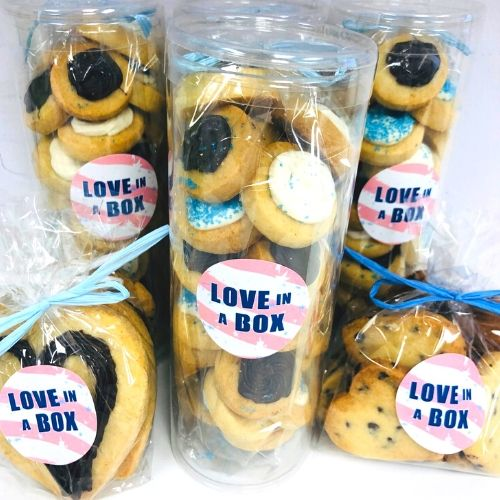 COOKIE CARE PACKAGE | SUPPORT OUR HEROES