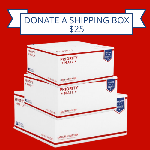 SPONSOR POSTAGE | SHIP MILITARY CARE PACKAGE