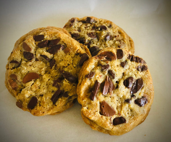 Double Chocolate Chunk Home Baked College Care Package
