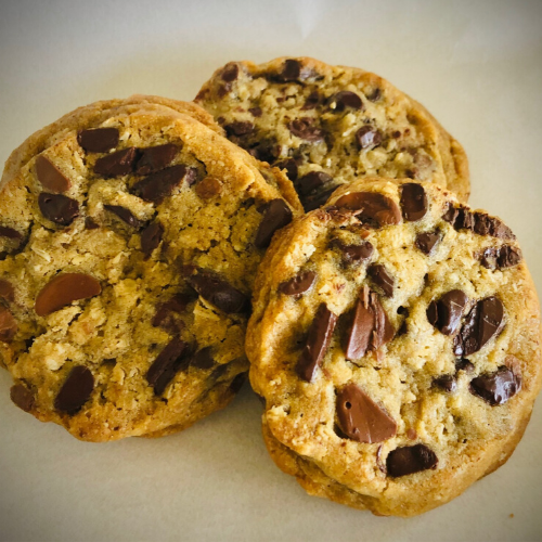 Double Chocolate Chunk Cookies | Military Care Package
