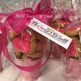 Heart Shaped Cookies | Custom Love Bucket