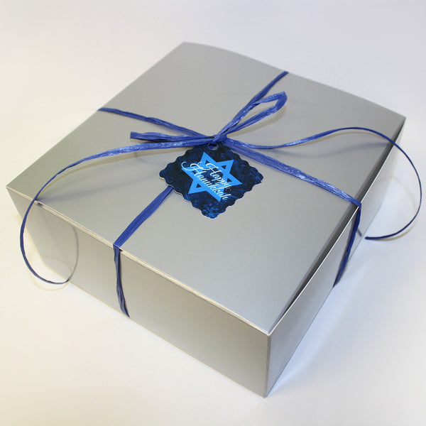Hanukkah Cookie Gift Box