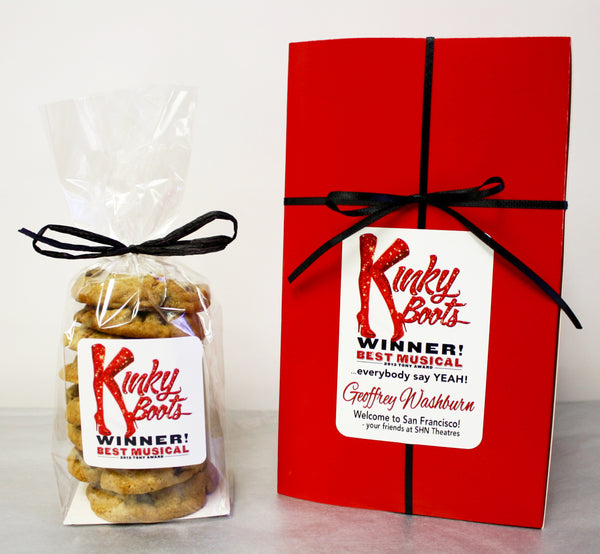 Specialty Corporate Cookie Gift  Call or Email to Get Started