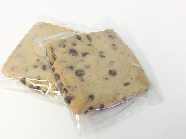 Chocolate Chip Sugar Cookie Favor | Upload Image or Message