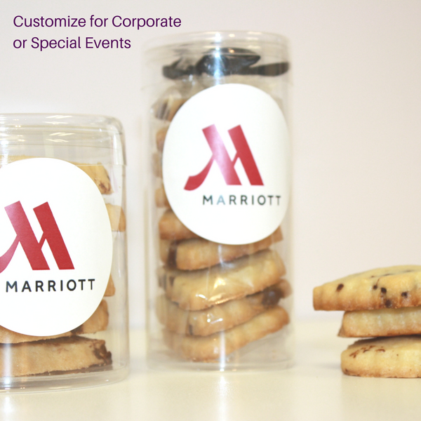 Chocolate Chip Sugar Cookies   Customize for Corporate Gifts