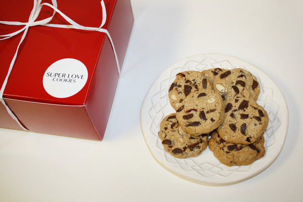 Holiday Cookie Gift Box | VARIETY FAVORITES