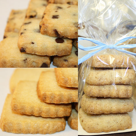 Father's Day Cookies | Cinnamon Crisp, Chocolate Chip, Vanilla Crisp Trio