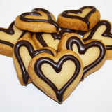 Personalized Valentine's Day Cookies and Gifts | Heart Shaped Sugar Cookies