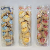 SUGAR COOKIE DOTS | 3-PACK | PICK YOUR COLORS