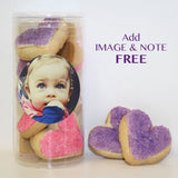 Personalized Cookie Gift | Baby's First Birthday