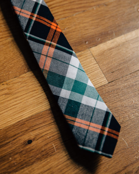 The Nantucket Skinny Tie - Shop Stay Classic - 3