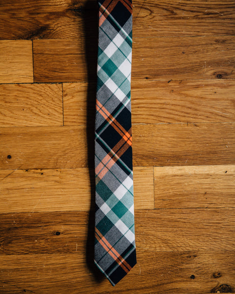 The Nantucket Skinny Tie - Shop Stay Classic - 2