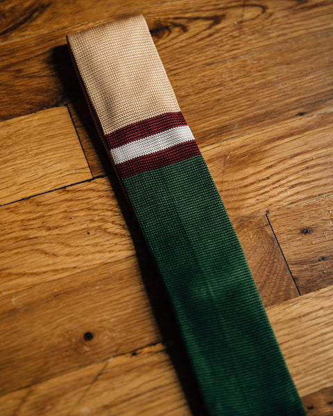 The 1959 Skinny Tie - Green - Shop Stay Classic - 2