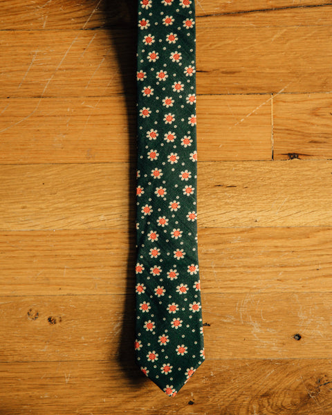 The 1969 Skinny Tie - Forest - Shop Stay Classic - 3