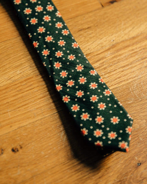 The 1969 Skinny Tie - Forest - Shop Stay Classic - 2