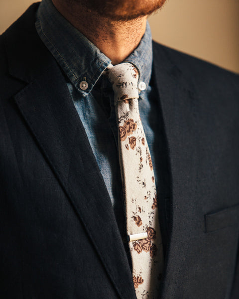 The Kensington Skinny Tie - Shop Stay Classic - 1