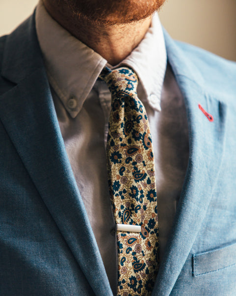 The Hendrix Skinny Tie - Shop Stay Classic - 1