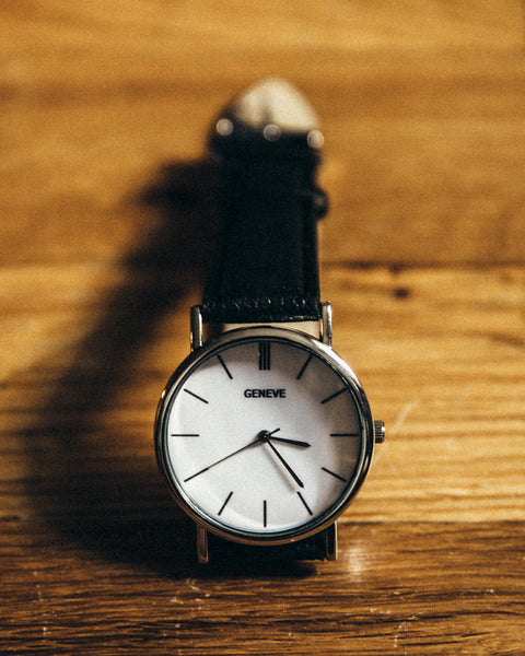 The Vegan Minimalist Watch - Black - Shop Stay Classic - 2