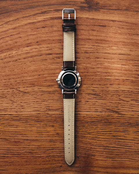 The Minimalist Leather Watch - Brown - Shop Stay Classic - 5