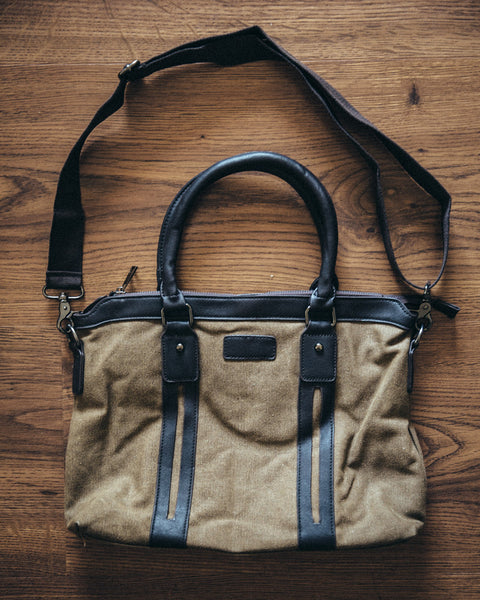 The Canvas Messenger Bag - Shop Stay Classic - 4