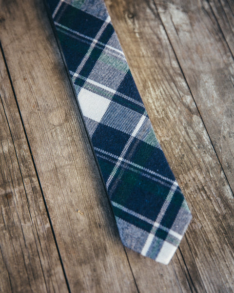 The Inverness Skinny Tie - Shop Stay Classic - 2