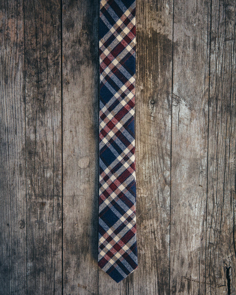 The New Haven Skinny Tie - Shop Stay Classic - 1