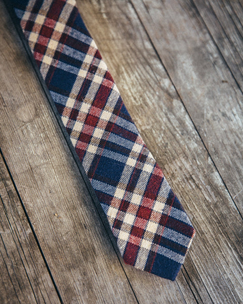 The New Haven Skinny Tie - Shop Stay Classic - 2
