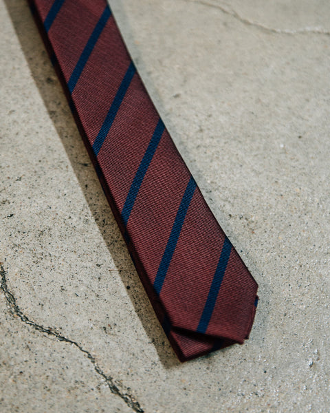 The Ivy League Skinny Tie - Shop Stay Classic - 2