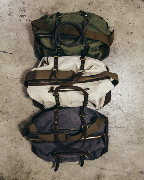 The Canvas Weekender - Shop Stay Classic - 1