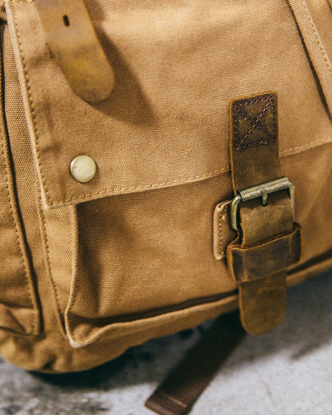The Canvas Backpack - Shop Stay Classic - 5