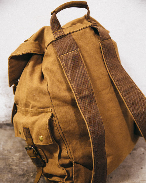 The Canvas Backpack - Shop Stay Classic - 6