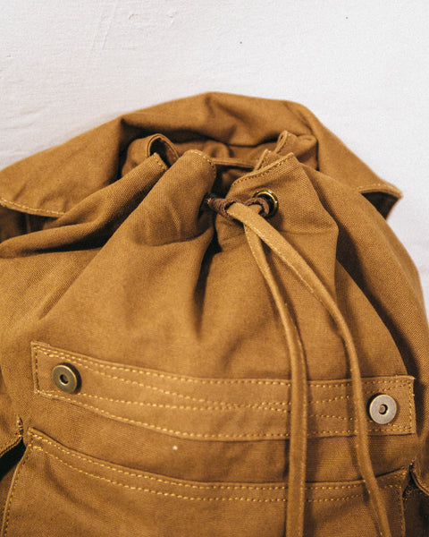 The Canvas Backpack - Shop Stay Classic - 7