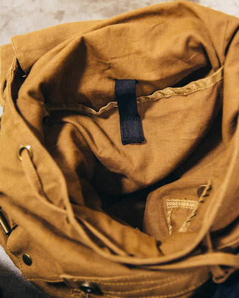 The Canvas Backpack - Shop Stay Classic - 9