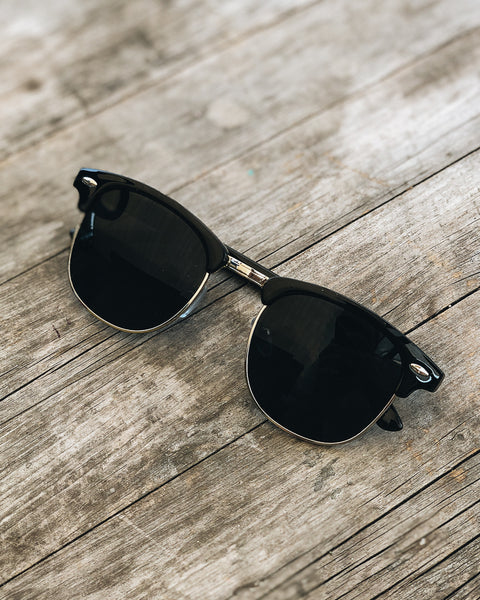 The Clubmaster Sunglasses
