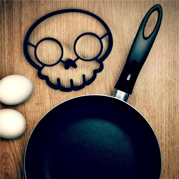 Skull Egg Mold - Shop Stay Classic - 2