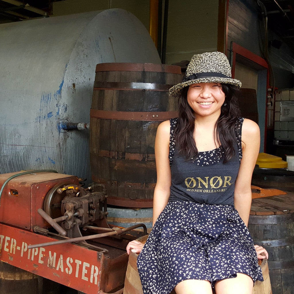 """ONOR"" Tank Top"