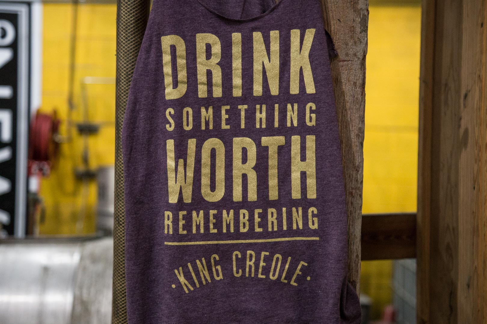 King Creole Tank Top