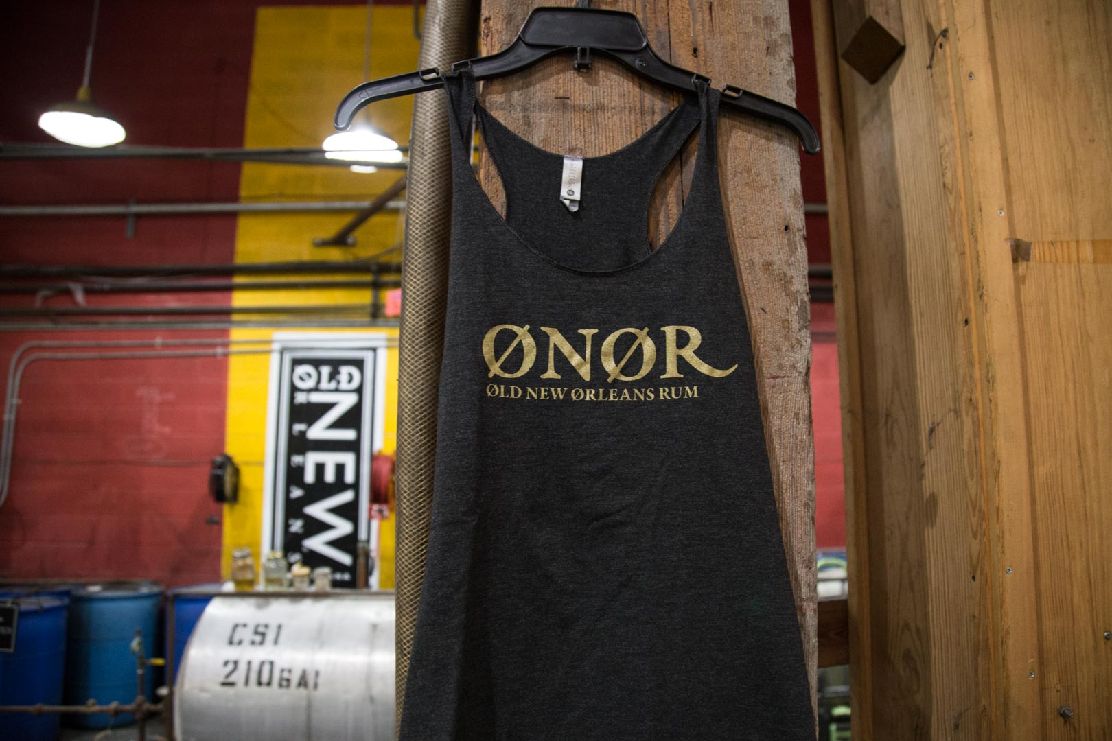ONOR Classic Label Tank