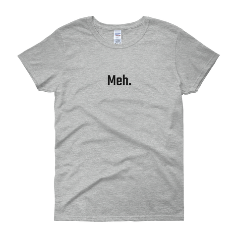 YOCN Meh Tee for Women